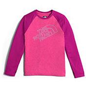 The North Face Girls' Mak Baseball Long Sleeve Shirt