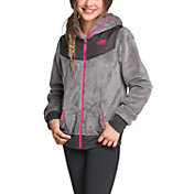 The North Face Girls' Oso Hooded Fleece Jacket - Past Season