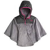 The North Face Girls' Oso Fleece Poncho - Past Season