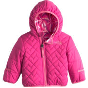 The North Face Infant Girls' Reversible Perrito Insulated Jacket