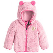 The North Face Infant Plushee Bear Hooded Fleece Jacket