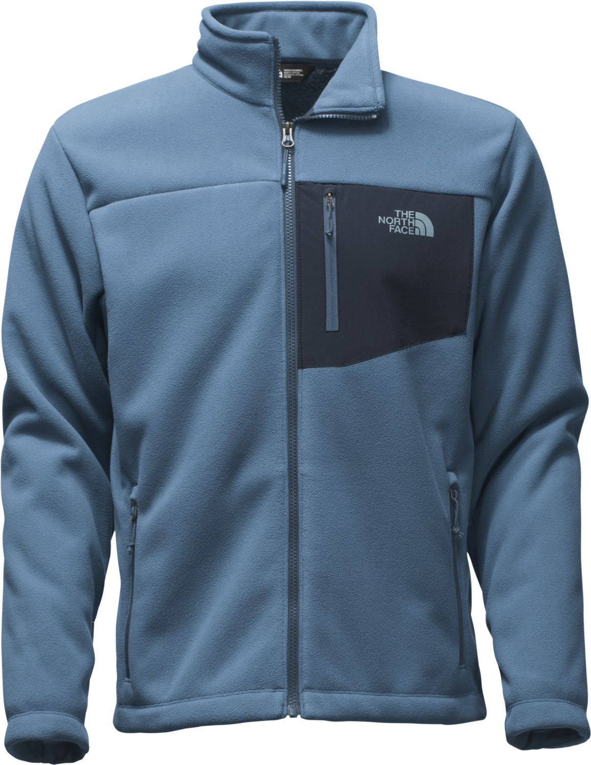 The North Face Men's Chimborazo Full Zip Fleece Jacket| DICK'S ...