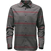 The North Face Men's Approach Flannel Long Sleeve Shirt