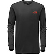 The North Face Men's Red Box Long Sleeve Shirt