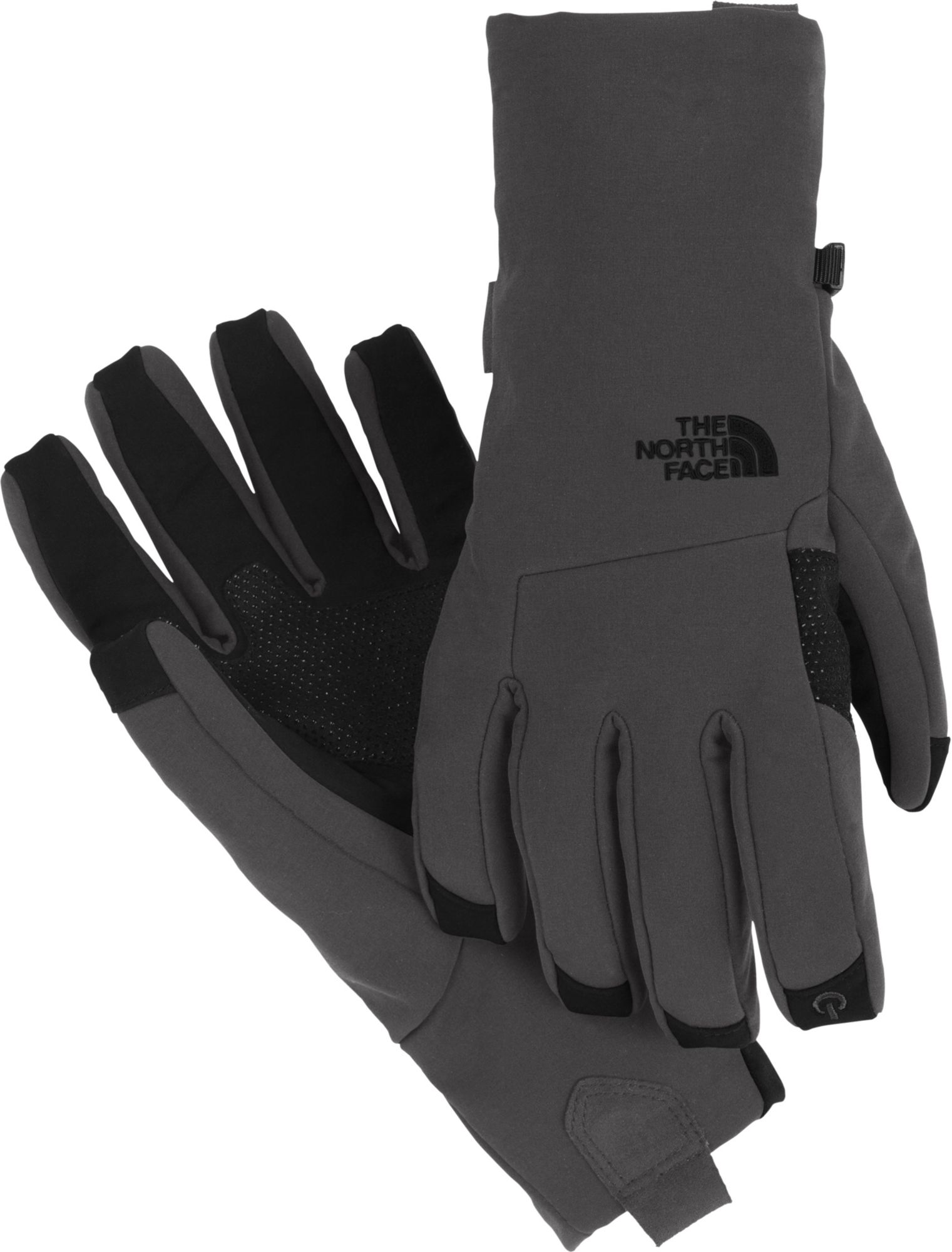 Mens fleece gloves xxl - Product Image The North Face Men S Apex Etip Gloves