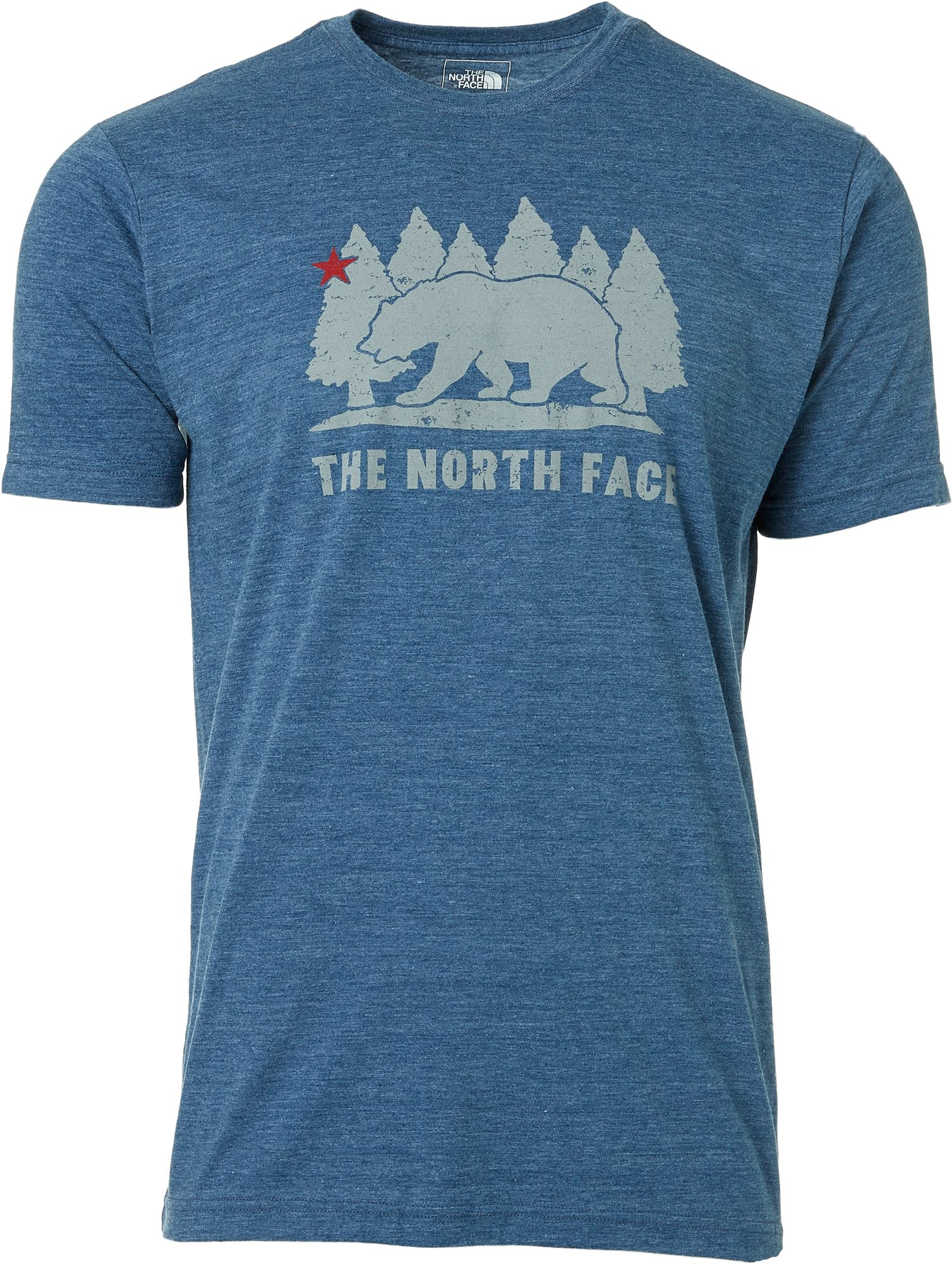 north face tshirt
