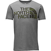 The North Face Men's Half Dome Oversized Tri-Blend T-Shirt