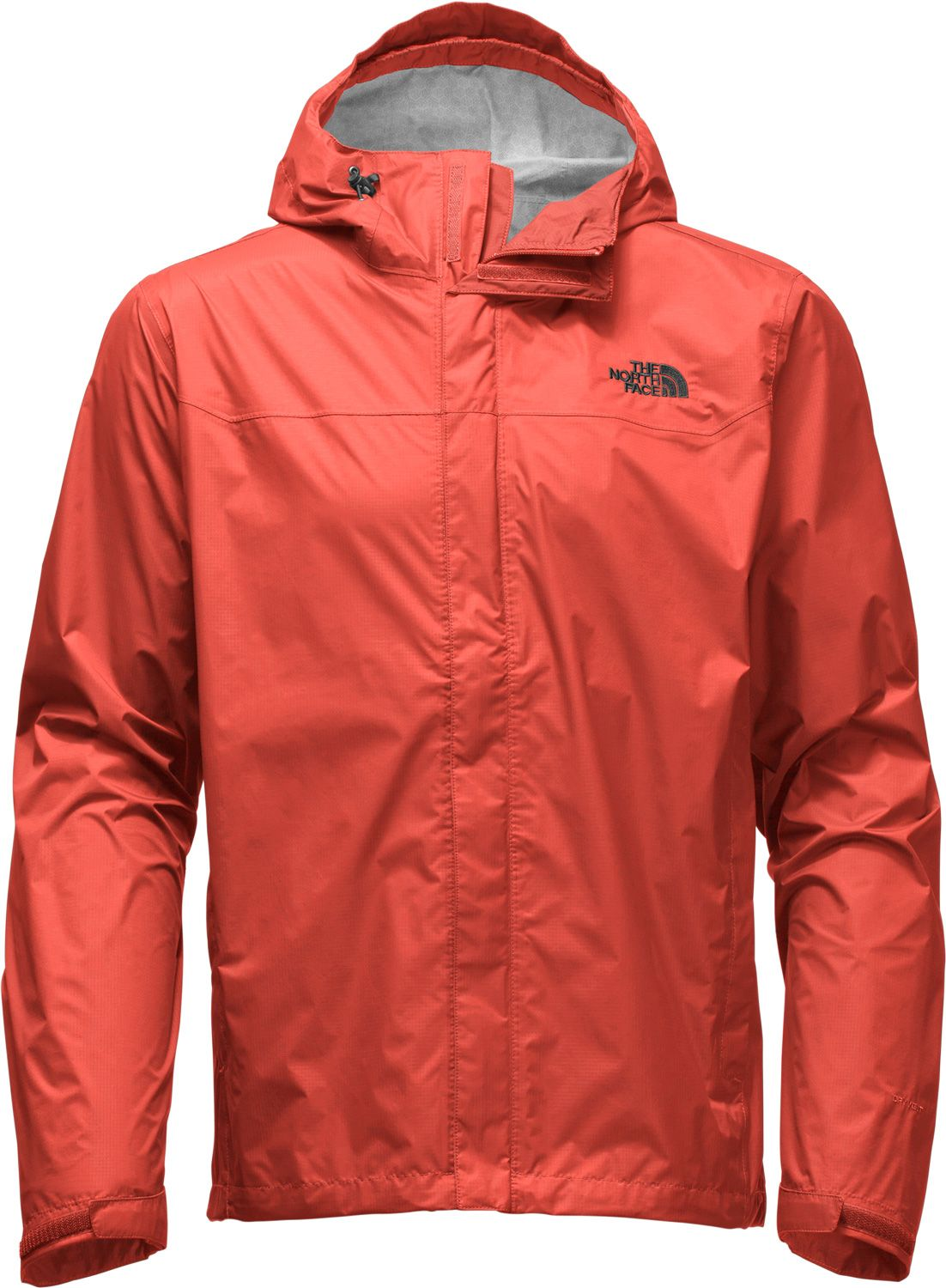 Mens Lined Rain Jacket - Coat Nj