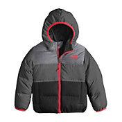 The North Face Toddler Boys' Reversible Moondoggy Insulated Jacket