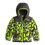 The North Face Toddler Boys' Reversible True Or False Insulated Jacket