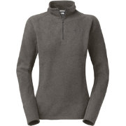 The North Face Women's Glacier Quarter Zip Fleece Pullover