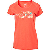 The North Face Women's Scoop Neck Logo T-Shirt