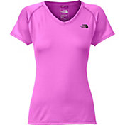 The North Face Women's Reaxion Amp V-Neck T-Shirt - Past Season