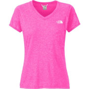 The North Face Women's Reaxion Amp V-Neck T-Shirt