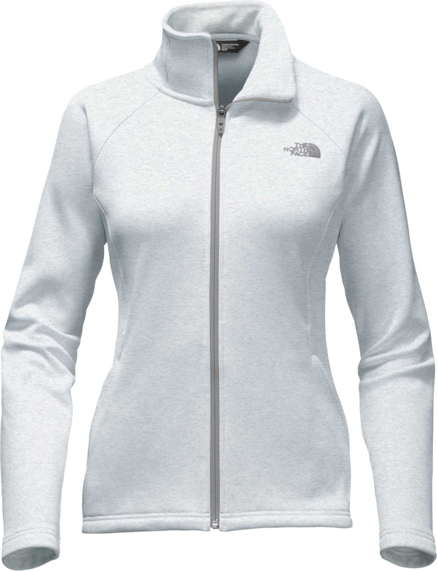 The North Face Women's Agave Full Zip Fleece Jacket - Past Season ...