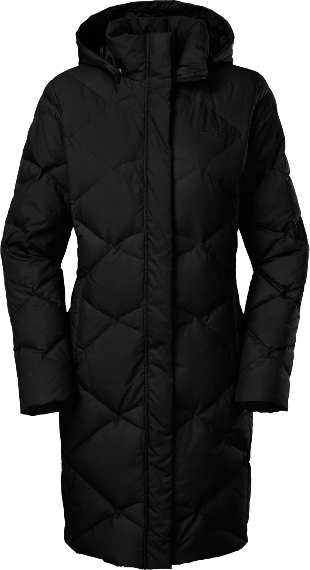 North face arctic parka medium black