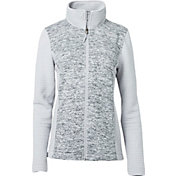 The North Face Women's Indi Full Zip Fleece Jacket