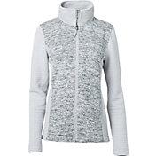 The North Face Women's Indi Full Zip Fleece Jacket - Past Season