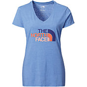 The North Face Women's Half Dome V-Neck T-Shirt