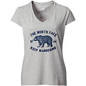 The North Face Women's Wander Bear V-Neck T-Shirt
