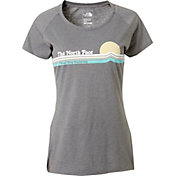 The North Face Women's Vintage Sunset Scoop T-Shirt - Past Season