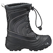 The North Face Kids' Alpenglow IV Lace Insulated Waterproof Winter Boots