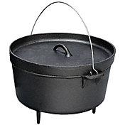 Stansport Cast Iron 8 Quart Dutch Oven