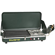 Stansport Propane Stove and Grill