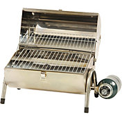 Stansport Stainless Steel Propane BBQ Grill