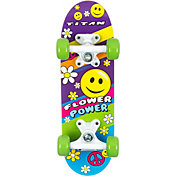 "Titan 17"" Flower Power Princess Skateboard"
