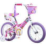 "Titan Girls' Flower Princess 16"" Bike"