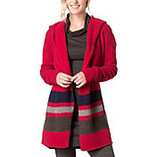Toad & Co. Women's Merino Heartfelt Hooded Sweater
