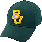 Top of the World Men's Baylor Bears Green Premium Collection M-Fit Hat