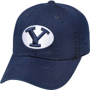 Top of the World Men's BYU Cougars Blue Crew Adjustable Hat