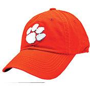 Top of the World Men's Clemson Tigers Orange Crew Adjustable Hat