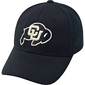 Top of the World Men's Colorado Buffaloes Black Premium Collection M-Fit Hat