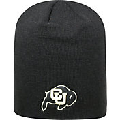 Top of the World Men's Colorado Buffaloes Black TOW Classic Knit Beanie