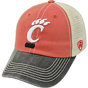 Top of the World Men's Cincinnati Bearcats Red/White/Black Off Road Adjustable Hat