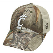 Top of the World Men's Cincinnati Bearcats Camo Prey Hat
