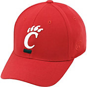 Top of the World Men's Cincinnati Bearcats Red Premium Collection M-Fit Hat