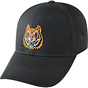 Top of the World Men's Idaho State Bengals Black Premium Collection M-Fit Hat