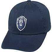Top of the World Men's Old Dominion Monarchs Blue Crew Adjustable Hat