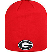 Top of the World Men's Georgia Bulldogs Red TOW Classic Knit Beanie