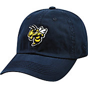 Top of the World Men's Georgia Tech Yellow Jackets Navy Crew Adjustable Hat