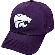 Top of the World Men's Kansas State Wildcats Purple Crew Adjustable Hat