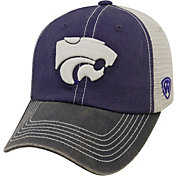 Top of the World Men's Kansas State Wildcats Purple/White/Black Off Road Adjustable Hat