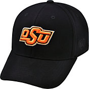 Top of the World Men's Oklahoma State Cowboys Black Premium Collection M-Fit Hat