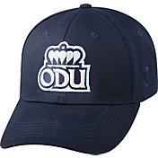 Top of the World Men's Old Dominion Monarchs Blue Premium Collection M-Fit Hat
