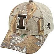 Top of the World Men's Illinois Fighting Illini Camo Prey Hat