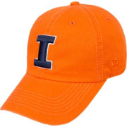 Top of the World Men's Illinois Fighting Illini Orange Crew Adjustable Hat